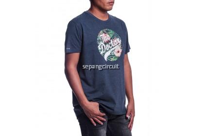 VR46 T-shirt Blue