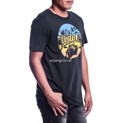 VR46 T-shirt Grey