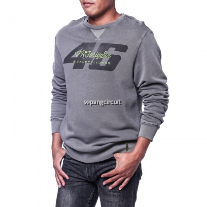 VR46 Fleece Grey