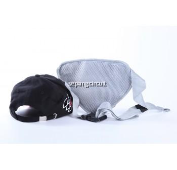 Cap & Pouch Bag
