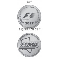 Limited Edition 19-Years F1nale Coin Collection
