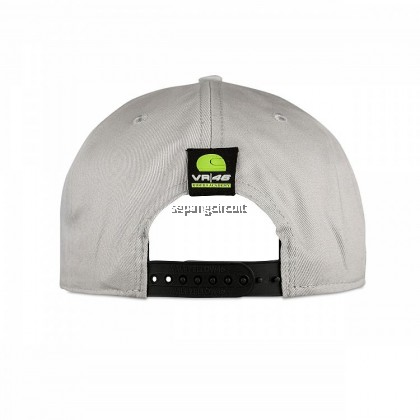 VR46 RIDERS ACADEMY TEAM ADJUSTABLE CAP (RAMCA286118)