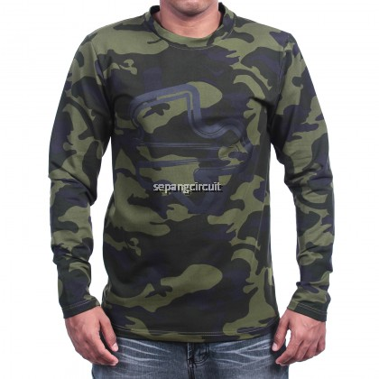 CAMOUFLAGE LONG SLEEVE