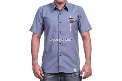 Corporate Shirt Grey