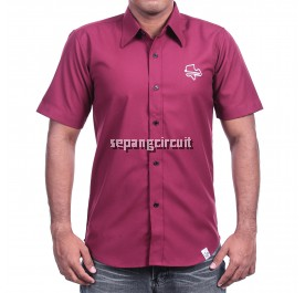 CORPORATE SHIRT (MAROON)