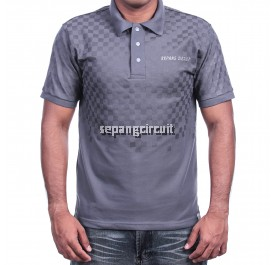 POLO CHECKERED GREY