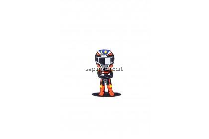 SIC Fridge Magnet Rider