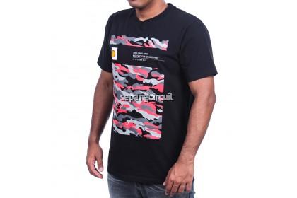 Shell Malaysia T-shirt Black