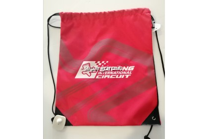 Sepang Circuit Drawstring Bag