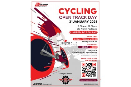 Cycling Track Day